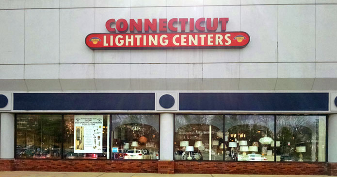 CT Lighting Southington Showroom