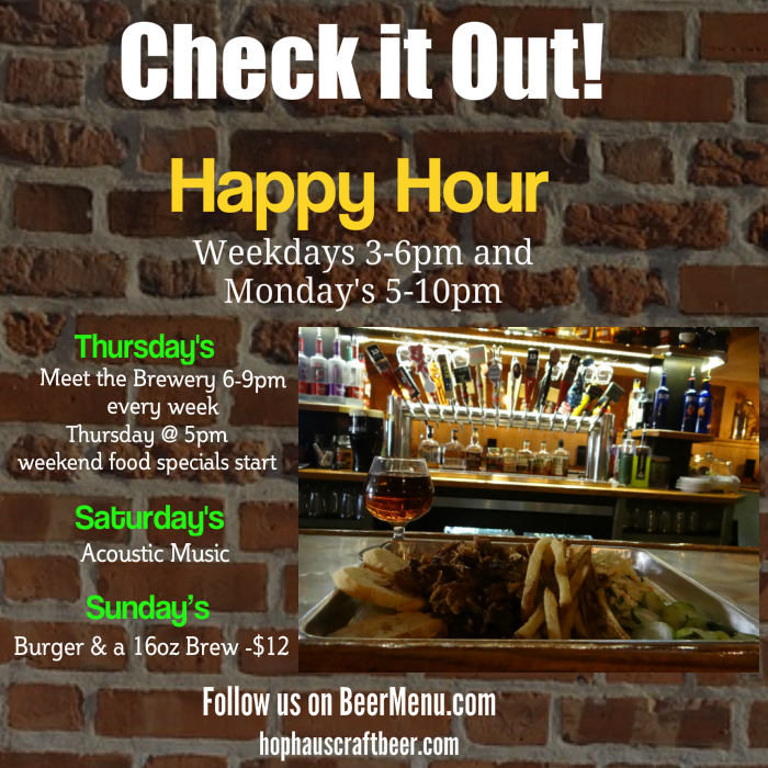 Come See What Its All About…Hop Haus